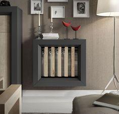 Radiator Cover, Room Colors, Modern Bedroom, Outdoor Furniture Sets, Furniture Design, House Design, Ceiling Lights, Living Room, Interior