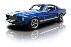 1967 Ford Shelby Mustang GT350 Frame Up Built Shelby GT350 4.6L Supercharged 5 Speed - See more at: http://www.rkmotorscharlotte.com/sales/inventory/new_arrival#!/1967-Ford-Shelby-Mustang-GT350/133286/200057