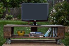 Image of Mueble TV de palets  - Matilda