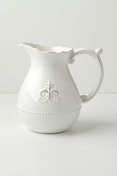 sweet pitcher - $28 from Anthro