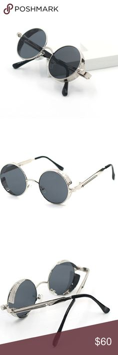 Mens Quavo Styled Round Sunglasses NEW Mens Quavo Styled Round Sunglasses  Features: Metal Frame Composite Lens Non-Polarized 47mm Lens Width 49mm Lens Height 100% UV Protection  Suitable for any Face, Show Your Unique and High-End Taste! Moda Boutique Accessories Sunglasses