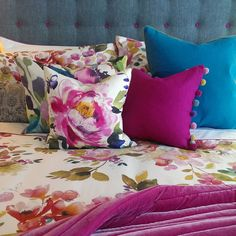 bluebellgray | 3/15 | An exciting, young, textile design company specialising in home interiors - fabrics, cushions & home accessories.