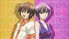 Special A: Tadashi and Arika