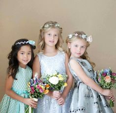 Hair soft big curls, half up Girls Dresses, Flower Girl Dresses, Big Curls, Half Up, Communion, Holi, Wedding Dresses, Fashion, Dresses Of Girls
