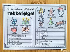 Browse educational resources created by Malimo - norsk undervisningsmateriell in the official Teachers Pay Teachers store. Teacher Pay Teachers, Activities, Education, School, Fun, Christmas, Fin Fun, Navidad, Weihnachten