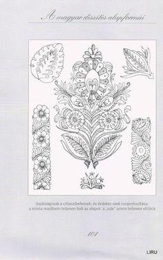 Diseños hungaros - Liru Recicla - Picasa Web Albums