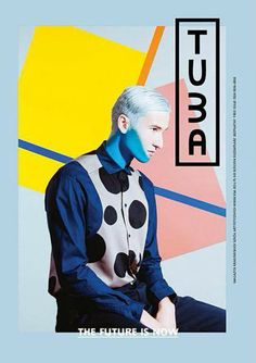นิตยสาร Tuba: a magazine of Craow School of Art and Fashion Design