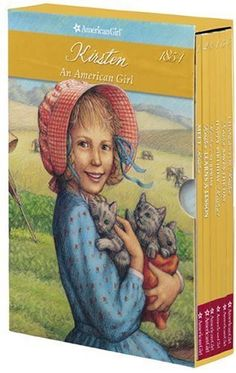 American Girl Collection * Fiction ~ Historical Fiction _ Kirsten = Kirsten Boxed Set - 1990