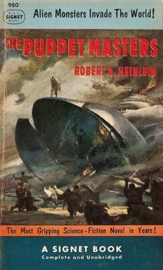 Heinlein: pulp libertarian sci fi