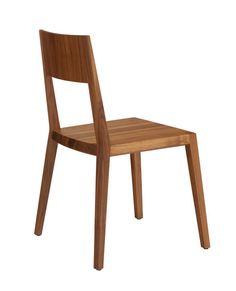 Wittmann Esszimmer Sessel Lilly - smart & zart Designstuhl aus Massivholz Dining Chairs, Wood, Furniture, Home Decor, Contemporary Design, Table, Eten, Homemade Home Decor, Woodwind Instrument