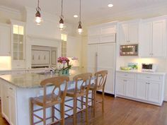 These DIY Network tips for low-cost kitchen lighting are kind to your wallet and keep your kitchen shining in style.