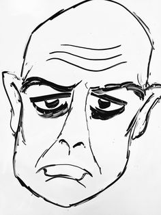 J. Jonah Jameson by Steve Rude *