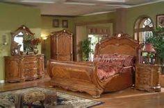 Bedroom Furniture, Bedroom Set (ES-57012)