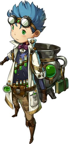 The Kennwich Apothecary 2d Character, Character Design, Apothecary, Drawing Ideas, Character Inspiration, Chibi, How To Look Better, Fox Mask, Concept