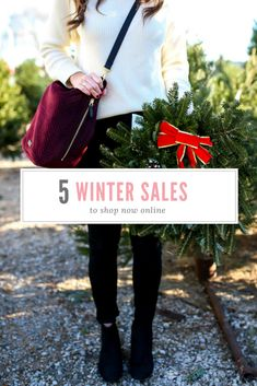 5 post-christmas sales to shop now | best sales to shop december january
