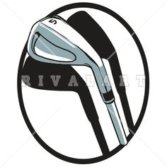Vector Clipart, Clipart Images, Golf Clip Art, Golf Clubs, Cart, Sports, Covered Wagon, Hs Sports, Sport