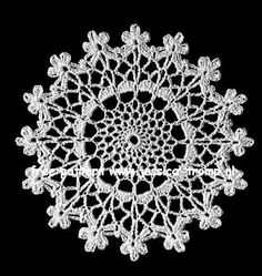 Mother and Daughter doily free vintage crochet doilies patterns