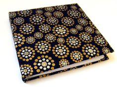 Patterned Handmade Sketchbook   - The Sketchbook Artist  - Kim Jenkins