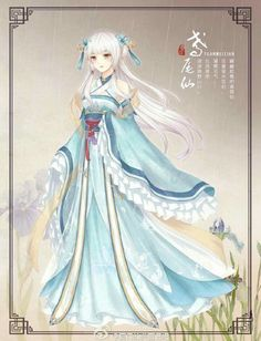 Hanfu Design