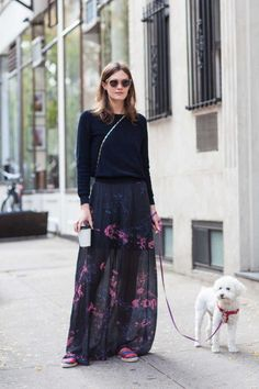 What New York locals are wearing on the streets gallery - Vogue Australia