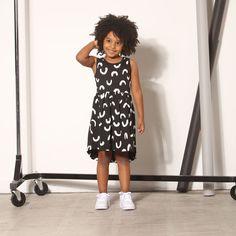 Milk & Masuki Squiggle Singlet Dress
