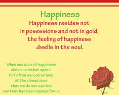 Happiness Quote quote inspirational quote positive quote happy quote inspiring quote happiness quote
