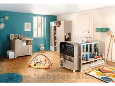 Wayfair's Shop the Look allows you to browse photos from interior designers for inspiration and ideas for your home. Get all the home remodel ideas you need from Shop the Look. Nursery Furniture, Nursery Room, Kids Furniture, Baby Room, Cot Bedding, White Bedding, Sleigh Cot Bed, Open Wardrobe, Nursery Inspiration