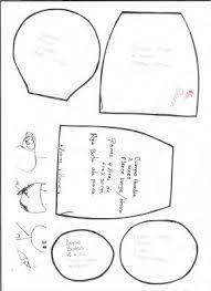 Resultado de imagen para nieves derretidos  en paño lency moldes Manta Polar, Doll Clothes, Diagram, Templates, Google, Couture, Dolls, Patterns, Scrappy Quilts