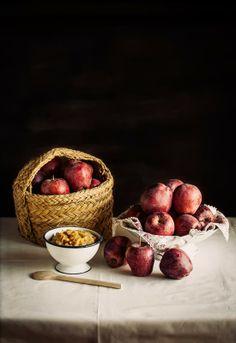 Receta 1007: Compota de manzanas para acompañar la carne » 1080 Fotos de cocina