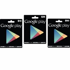 Google Play Gift Cards. You can get these at Walmart, or lots of other places. Both kids want this.