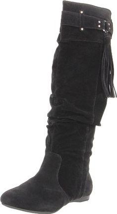 Madden Girl Women's Bumarang Knee-High Boot