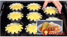 Zaručene najlepšie muffiny na svete: To cesto z kyslej smotany je také ľahučké a výborné, že nepotrebuje už nič pridávať! Desserts, Food, Cupcake, Hampers, Meal, Deserts, Essen, Hoods, Dessert
