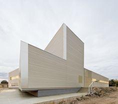 Arquitecturia | Josep Camps & Olga Felip, Pedro Pegenaute · Health Center, L'Aldea
