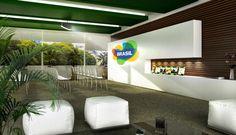 Centro de atención turística Embajada de Brasil