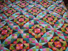 AfterMath Quilting: Celtic Solstice (Bonnie Hunter Mystery) Ink lingo has YouTube videos that cover construction with the inklingo method