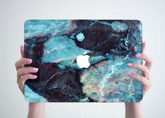 Marble Macbook 12 Case Macbook Pro Hard Case by RealDesignRocks                                                                                                                                                                                 More