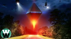 13 Most Mysterious UFO Sightings Ever