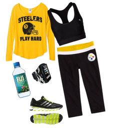 Steelers Fitness Outfit