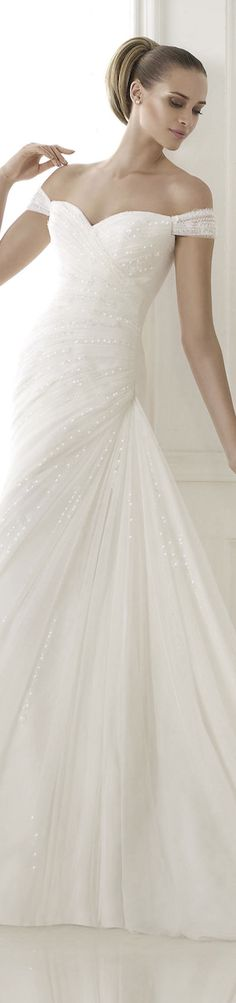 PRONOVIAS 2015 Fashion and Atelier Bridal Collection <3<3