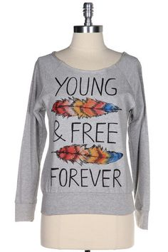 Young & Free Forever