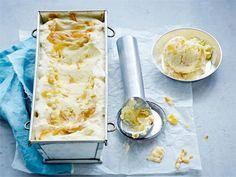 Tiikerijäätelö Flan, Something Sweet, Sweet And Salty, Deli, Deserts, Good Food, Food And Drink, Cooking Recipes, Ice Cream