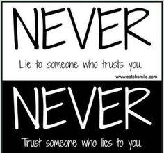 broken trust quotes - Google Search