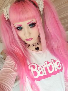 mashyumaro:  My lips gon b pink cause they so luscious ☆