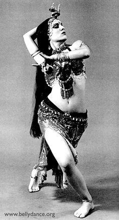 Ansuya second generation, great dancer