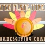 This turkey is an easy and adorable Thanksgiving craft. Put scriptures on the turkey to help children learn verses about thankfulness before this holiday!