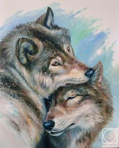 Wolf Photos, Wolf Pictures, Animal Paintings, Animal Drawings, Wolf Background, Galaxy Wolf, Mystical Animals, Wolf Artwork, Wolf Painting