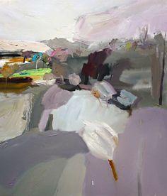 Richard Claremont #Art and #Inspiration - Untitled Landscape - #Landscapes #Oil…