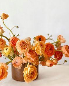 Ranunculus, Vase, Flowers, Handmade, Photography, Crafts, Instagram, Vintage, Design