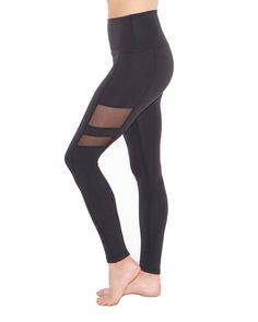 Beyond Yoga Mesh Yoga Legging - Women's