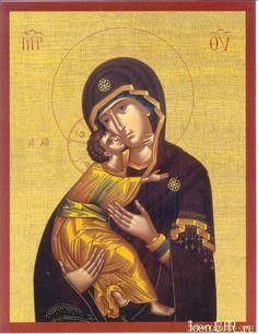 Vladimir Icona della Madre di Dio
